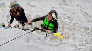 Kitesurfing-Tarifa-Group kite coaching in Tarifa-2