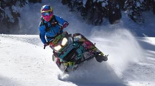 Snowmobiling-Rovaniemi-Snowmobile Session in Lapland-2