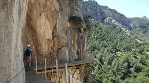Hiking / Trekking-Malaga-Caminito del Rey hiking trip from Malaga-14