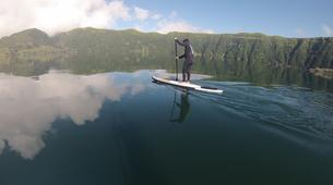 Stand up Paddle-São Miguel-SUP excursions in Sao Miguel from Vila Franca do Campo-3