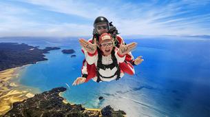 Skydiving-Abel Tasman National Park-16,500 ft Tandem Skydive over Abel Tasman-4