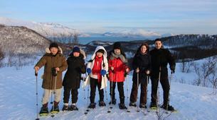 Raquette à Neige-Tromsø-Snowshoeing Adventure near Tromsø-5