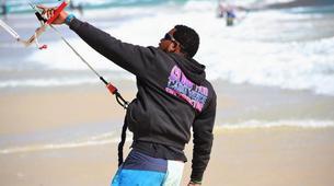 Kitesurfing-Sal-Kitesurfing Lessons in Santa Maria, Cape Verde-3