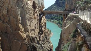 Hiking / Trekking-Malaga-Caminito del Rey hiking trip from Malaga-1