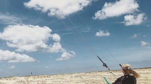 Kitesurfing-Sal-Kitesurfing Lessons in Santa Maria, Cape Verde-4