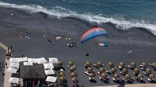 Parapente-Costa Adeje, Tenerife-High performance tandem paragliding flight over Adeje-5
