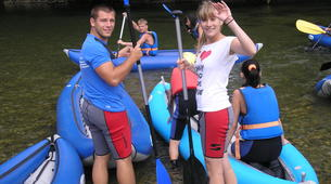 Rafting-Risnjak National Park-Rafting on the Kupa River, Risnjak National Park-1