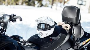 Snowmobiling-Rovaniemi-Snowmobile Session in Lapland-3