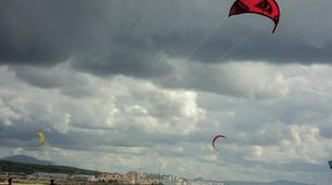 Kitesurfing-Tarifa-Private and semi private kitesurfing lessons in Playa de los Lances-4