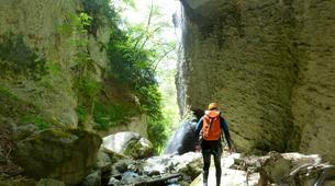 Canyoning-Annecy-Canyon de la Cascade d'Angon à Annecy-6