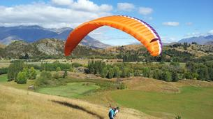 Parapente-Queenstown-PG2 Course Full Pilot paragliding course-2