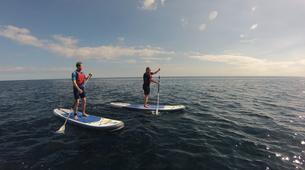Stand up Paddle-São Miguel-SUP excursions in Sao Miguel from Vila Franca do Campo-2
