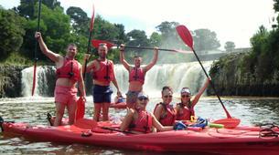 Sea Kayaking-Paihia-Kayaking and Walking Tour of Haruru Falls, Bay of Islands-1