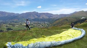 Parapente-Queenstown-PG2 Course Full Pilot paragliding course-5
