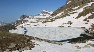 Randonnée / Trekking-Bonneval-sur-Arc, Haute Maurienne-Randonnée hors des sentiers dans les Cols de Haute Maurienne-5