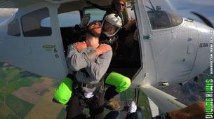 Skydiving-Christchurch-Tandem skydive near Christchurch-3