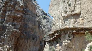 Hiking / Trekking-Malaga-Caminito del Rey hiking trip from Malaga-2