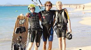 Kitesurf-Sal-Kitesurfing lessons near Santa Maria, Cape Verde-1