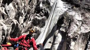 Canyoning-Cirque de Cilaos-Canyon Fleur Jaune, Cirque de Cilaos à la Réunion-2