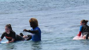 Surfing-Sal-Beginner's Surfing lessons in Santa Maria, Cape Verde-1