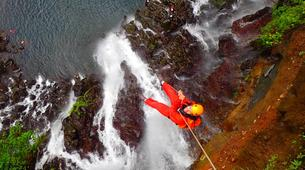Canyoning-Rivière Langevin, Saint-Joseph-Canyon du Grain Galet, Rivière Langevin à La Réunion-2