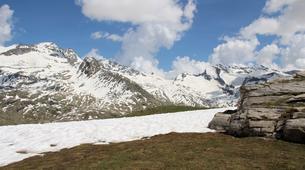 Randonnée / Trekking-Bonneval-sur-Arc, Haute Maurienne-Randonnée hors des sentiers dans les Cols de Haute Maurienne-6