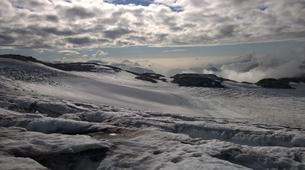 Randonnée glaciaire-Jondal-Blue ice hike on the Juklavass Glacier-6