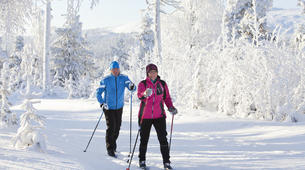 Skilanglauf-Rovaniemi-Cross-Country Skiing in Lapland-2