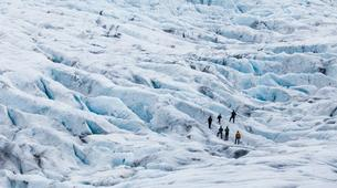 Randonnée glaciaire-Jondal-Blue ice hike on the Juklavass Glacier-4