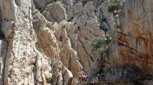Hiking / Trekking-Malaga-Caminito del Rey hiking trip from Malaga-7