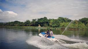 Jet Skiing-Kanchanaburi-Private Jet Ski Safari on the River Kwai-2