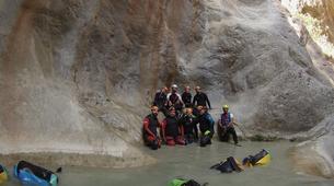 Canyoning-Athens-Canyoning at Kallithea Gorge near Athens-2