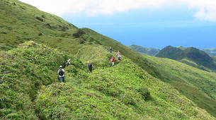 Randonnée / Trekking-Montagne Pelée-Randonnée à la Montagne Pelée en Martinique-5