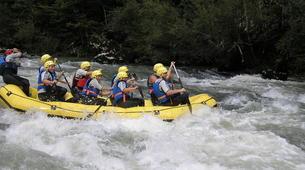 Rafting-Risnjak National Park-Rafting on the Kupa River, Risnjak National Park-2
