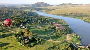 Hot Air Ballooning-Johannesburg-Hot air balloon flight near Johannesburg-4