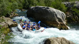 Rafting-Omis-Rafting on the Cetina River near Omis-4