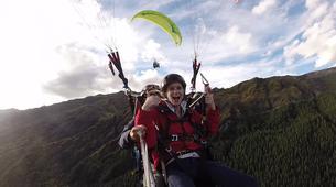 Paragliding-Annecy-Tandem paragliding flight in Annecy-4