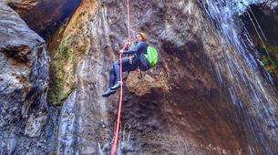 Canyoning-Costa Adeje, Tenerife-Los Carrizales Canyon in Costa Adeje, Tenerife-4