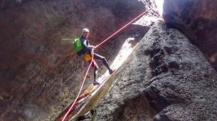 Canyoning-Costa Adeje, Tenerife-Los Carrizales Canyon in Costa Adeje, Tenerife-5