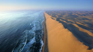 Scenic Flights-Swakopmund-Scenic flight over Namib Desert & Diamond coast, from Swakopmund-3