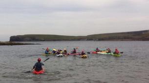Seekajak-County Clare-Sea Kayaking Excursion in Kilkee Bay-2