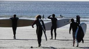 Surfing-County Clare-Surfing Lesson in Kilkee Bay-6