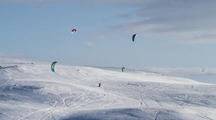 Snowkite-Hardangervidda National Park-Beginner Snowkiting Courses in Hardangervidda National Park-6