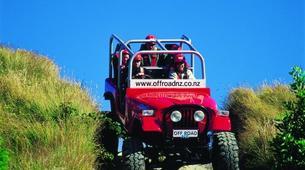 4x4-Rotorua-Monster Truck Ride in Rotorua-5
