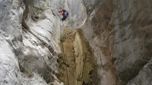 Canyoning-Kotor-Canyoning at Skurda Gorge in Kotor-1