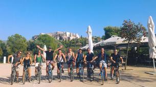 Mountain bike-Athens-Bike tour around Acropolis, Athens-5
