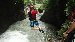 Canyoning-Arenal Volcano National Park-Gravity Falls Canyon in Arenal Volcano National Park-5