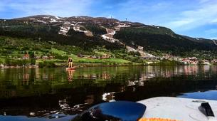 Stand up Paddle-Åre-Learn to SUP on Lake Åresjön in Åre-1