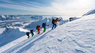 Ski de Randonnée-Tromsø-Ski & Sail Tour on the Arctic Haute Route-3