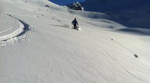 Ski Hors-piste-Flaine, Le Grand Massif-Skier à 100 km/h à Flaine, Grand Massif-5